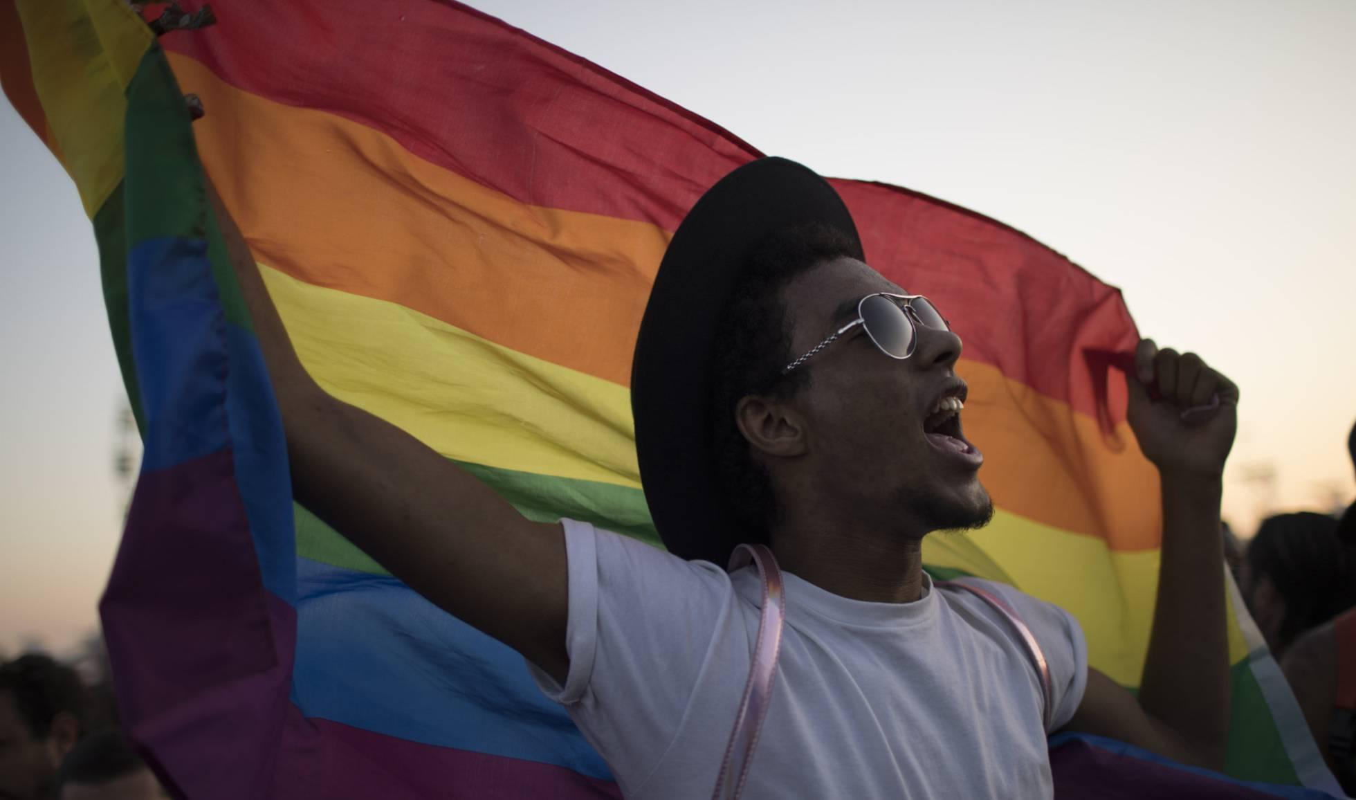 A visibilidade trans é tema de debate no encontro 'Gênero e diversidade' FAAP - EL PAÍS
