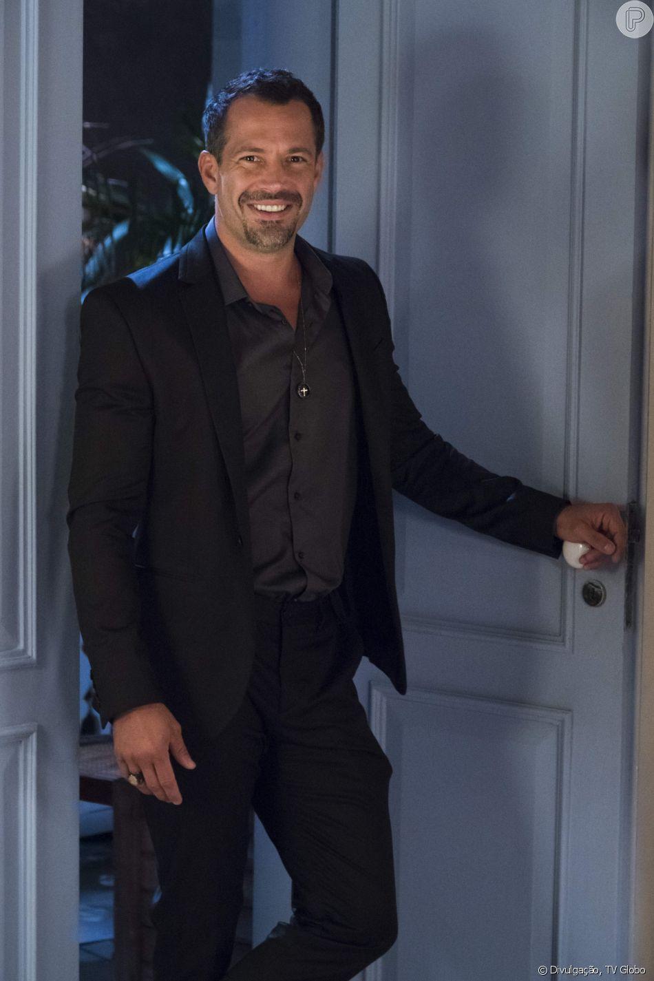 Malvino Salvador viverá personagem gay em 'A Dona do Pedaço': 'Vai ser irado!'