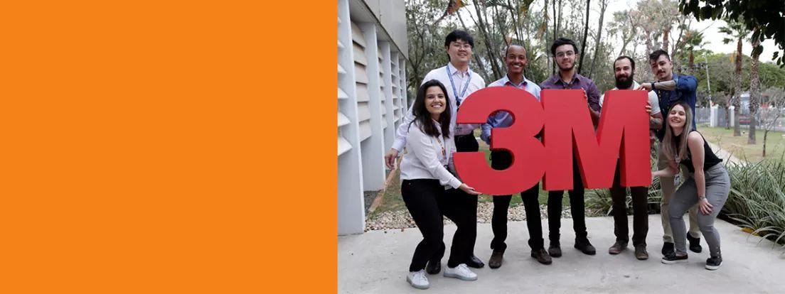 3M busca profissionais TRANS para programa de estágio