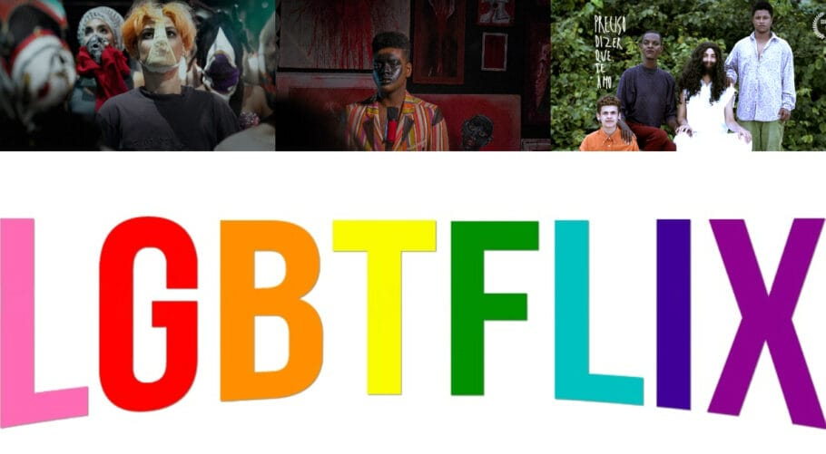 ONG cria LGBTFLIX com mais de 100 filmes disponíveis de graça
