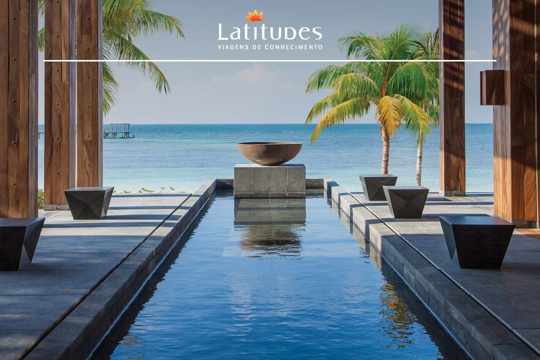 O mais sofisticado resort de Cancún está com uma condição especial para 2021.
