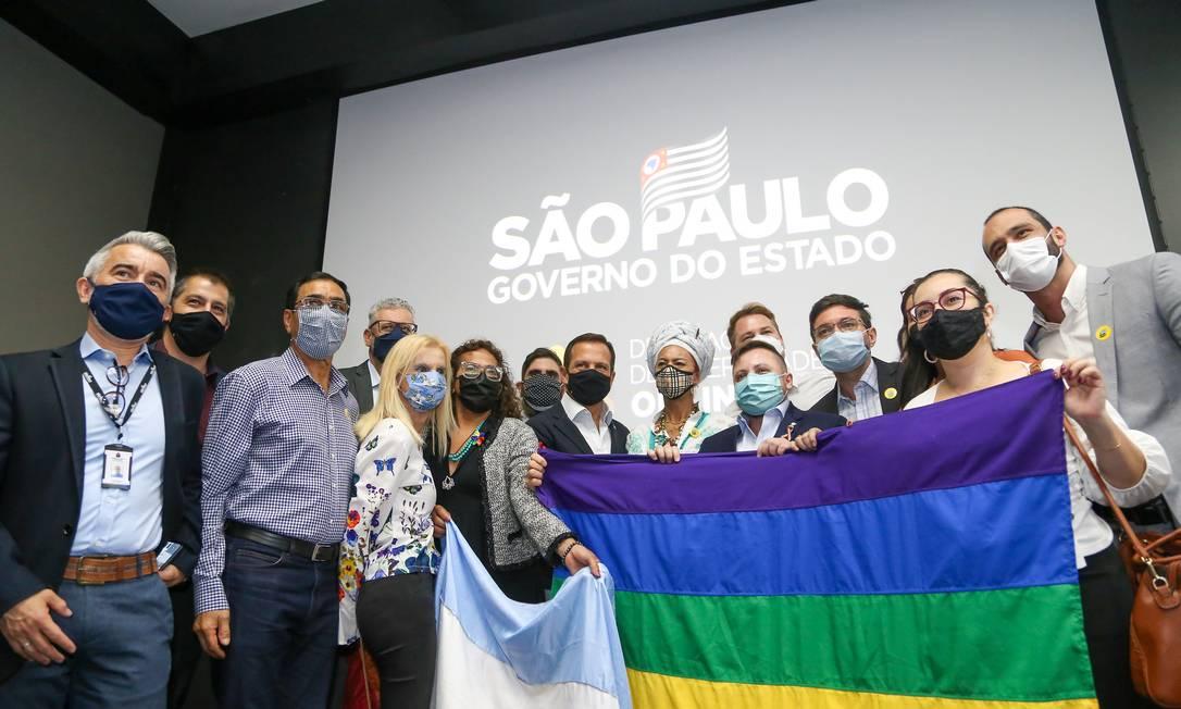 Para combater os crimes de intolerância, o Governo de São Paulo cria a Delegacia da Diversidade