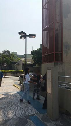 Estação do Metrô Sumaré