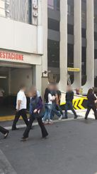 Av Paulista ( em frente Shopping Veneza)